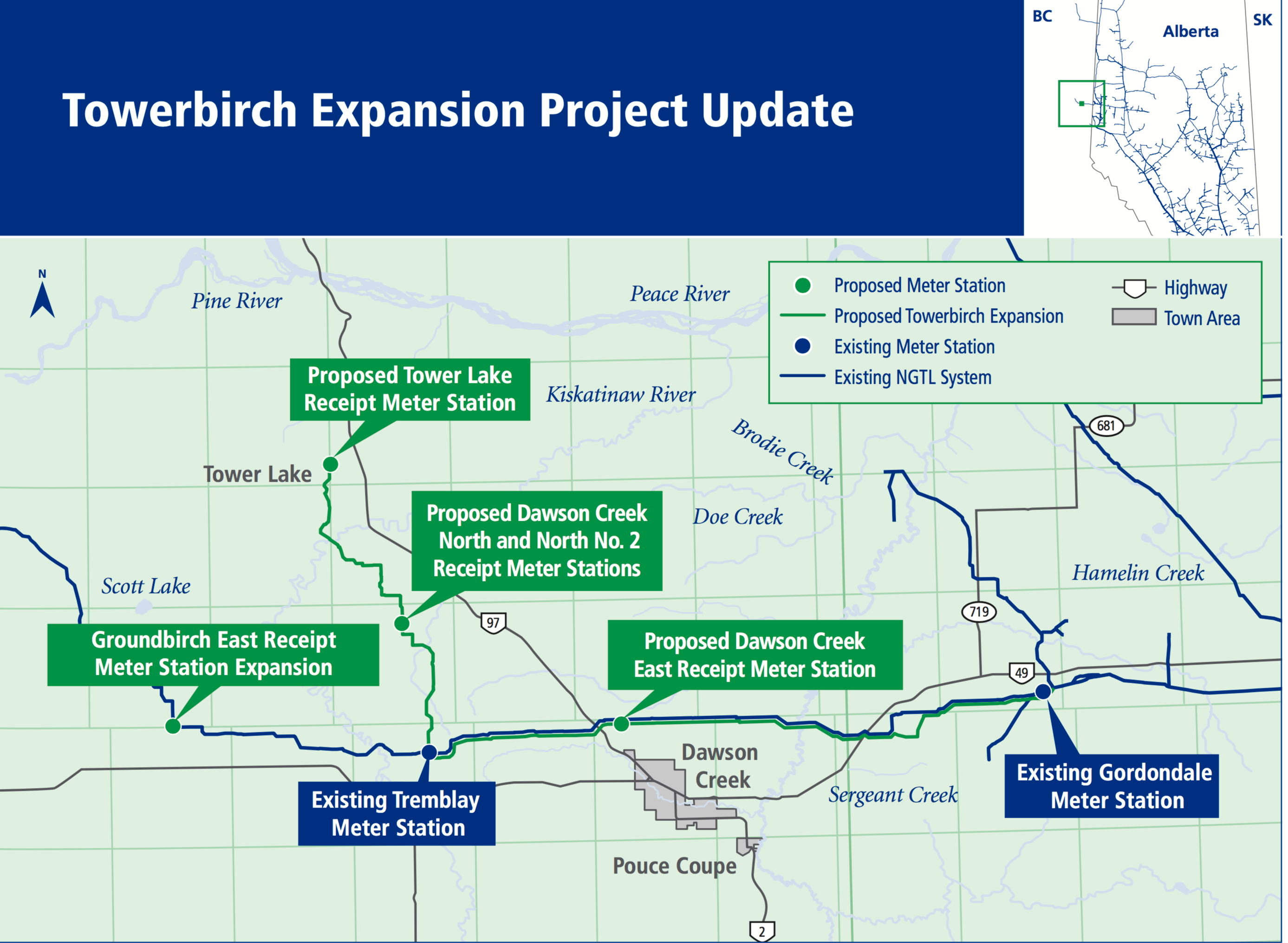 Towerbirch Expansion Project