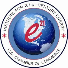 U.S. Chamber's Institute for 21st Century Energy.