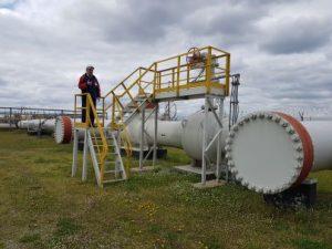 Photo courtesy of the Caspian Pipeline Consortium