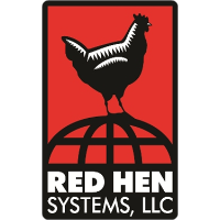 Red Hen Systems logo