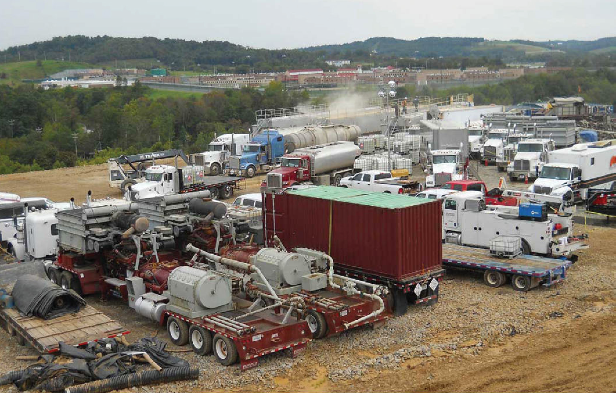 Shale companies are experiencing some trouble finding enough qualified workers.