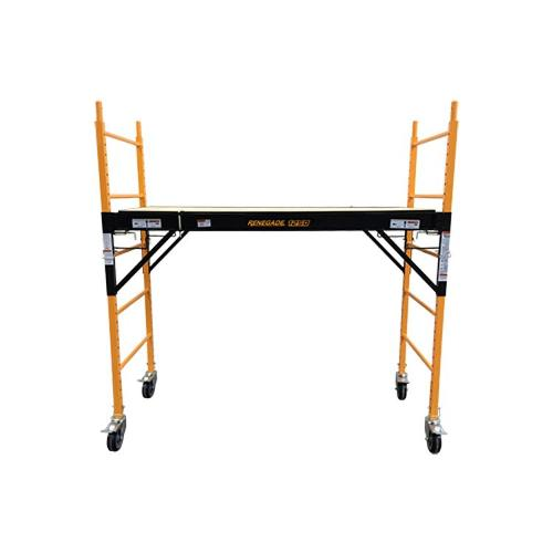 6 ft Renegade Tools 1250 Scaffold w/ Casters