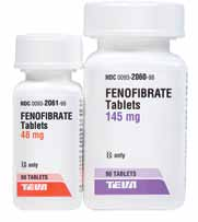 8b8db9d2091cf Indication  Teva Pharmaceuticals offers fenofibrate tablets