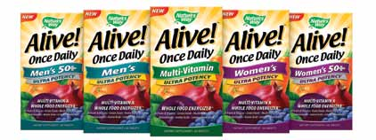 Alive Once Daily