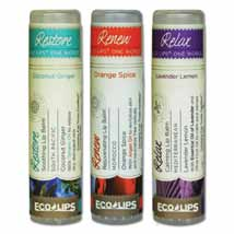 EcoLips One World Lip Balms