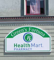 Green's Fortuna Health Mart