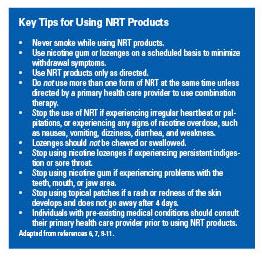 NRT Tips
