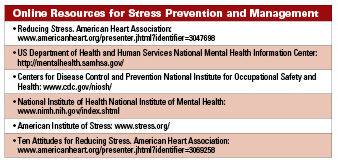 The Impact of Stress on Health: Learning to Cope