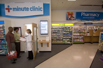 Image result for retail clinic