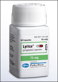 Rx Product News: Profile: A Closer Look at New FDA Actions: Lyrica