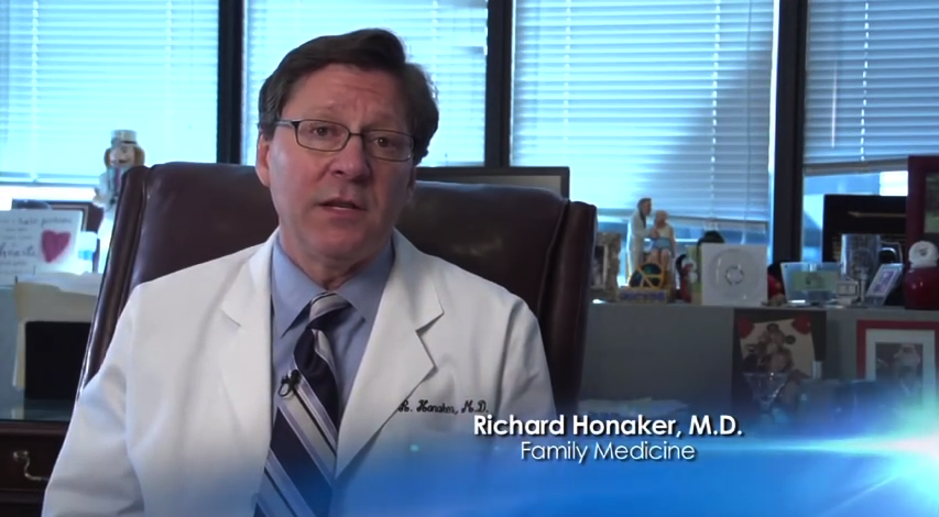 Vitamins and Supplements Medical Minute with Dr. Richard Honaker