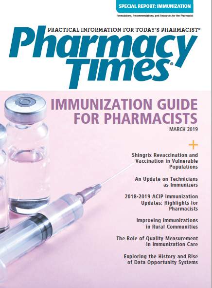 Immunization Guide for Pharmacist (March 2019)