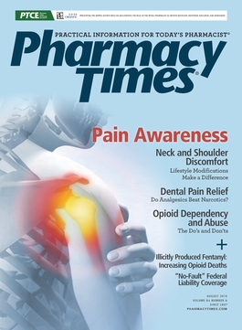 August 2018 Pain Awareness