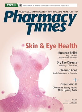 May 2018 Skin & Eye Health