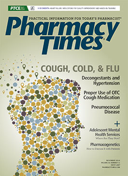 November 2016 Cough, Cold, and Flu