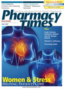 pharmacy times december 2013 heart health - Cvr Pharmacy