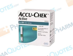 Accu-Chek Active Test Strip Coupon