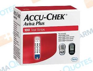 Accu-Chek Aviva Plus Coupon