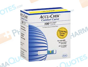 Accu-Chek Comfort Curve Strip Coupon