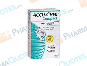 Accu-Chek Compact Plus Strips Coupon