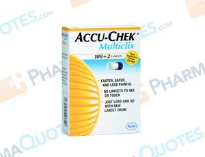 Accu-Chek Multiclix Lancets Coupon
