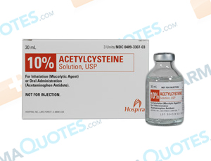 Acetylcysteine Coupon
