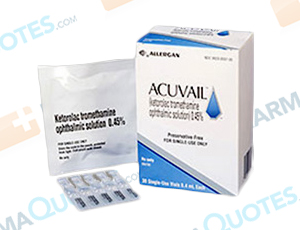 Acuvail Coupon