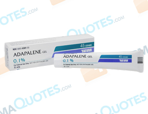 Adapalene Coupon