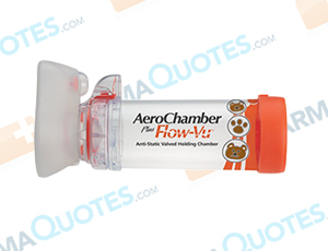 Aerochamber Plus Flow Vu Small Coupon