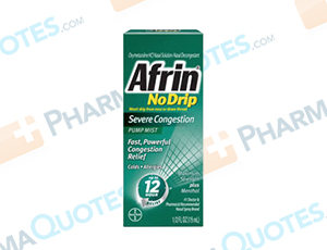 Afrin Menthol Spray Coupon