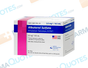 Albuterol Sulfate Coupon