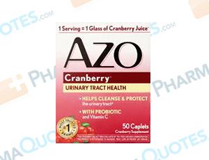 Azo Cranberry Coupon