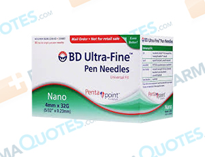 Bd Ultra-Fine Pen Needle Coupon