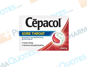 Cepacol Sore Throat Lozenge Coupon - Discounts up to 77