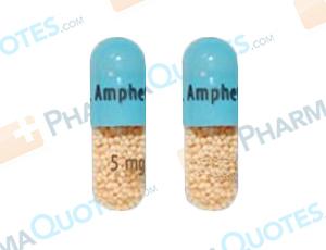 Dextroamphetamine Amphetamine Coupon