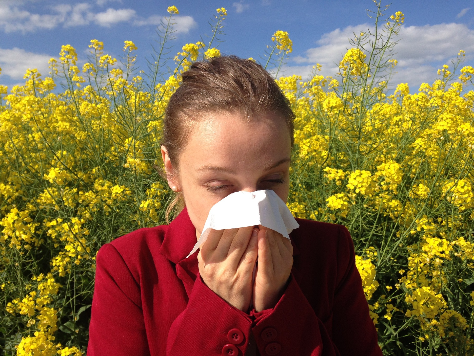 Seasonal Allergies or Asthma?