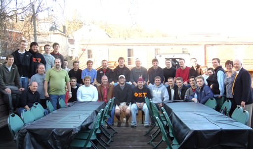 Beta Founders Day 2012