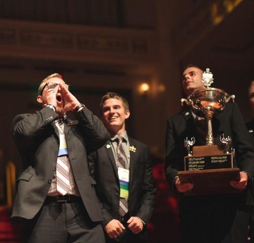 PKT 2012 Convention Epsilon Sigma