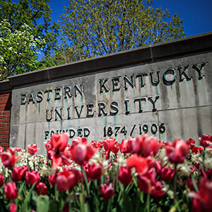 Eastern Kentucky University Campus Picture