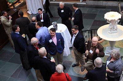 Foundation Hosts Pittsburgh Brotherhood Reception