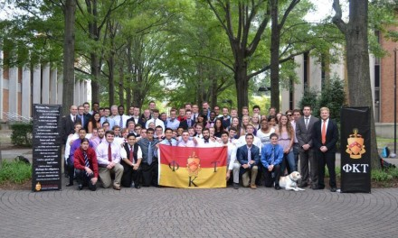 Phi Kappa Tau at Old Dominion Gears up for Recruitment