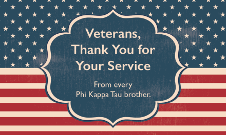 Veterans, Thank You for Your Service
