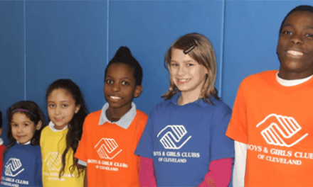 Baldwin-Wallace Helps Move Boys and Girls Club