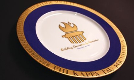 The Torch: Newsletter of The Phi Kappa Tau Foundation