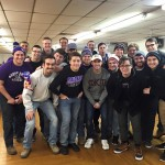 Epsilon Partakes In Annual MLK Day Of Service