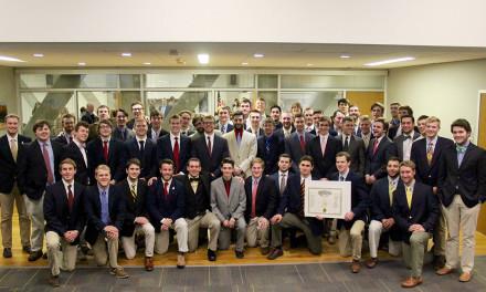 Phi Kappa Tau Charters 156th Chapter