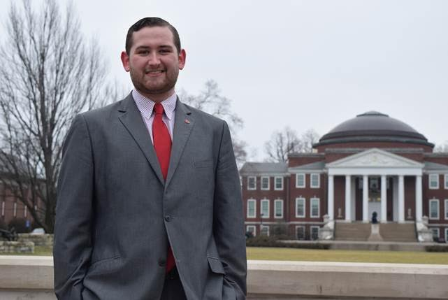 Phi Tau Elected Louisville Student Government President