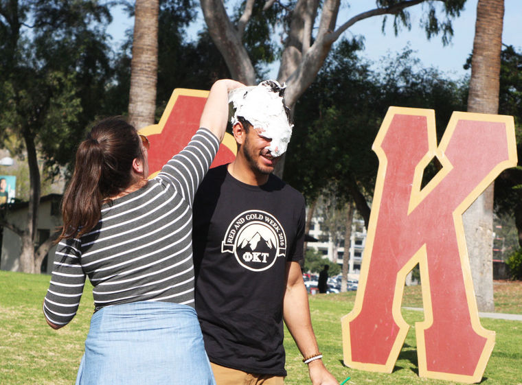 Cal Poly-Pomona Hosts Red and Gold Spirit Week