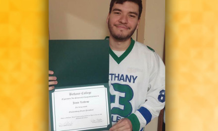 Bethany Receives Honors