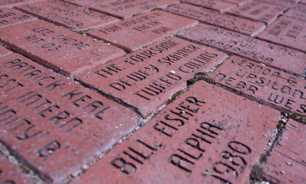 Leave Your Mark in the Centennial Gardens. Buy a Brick